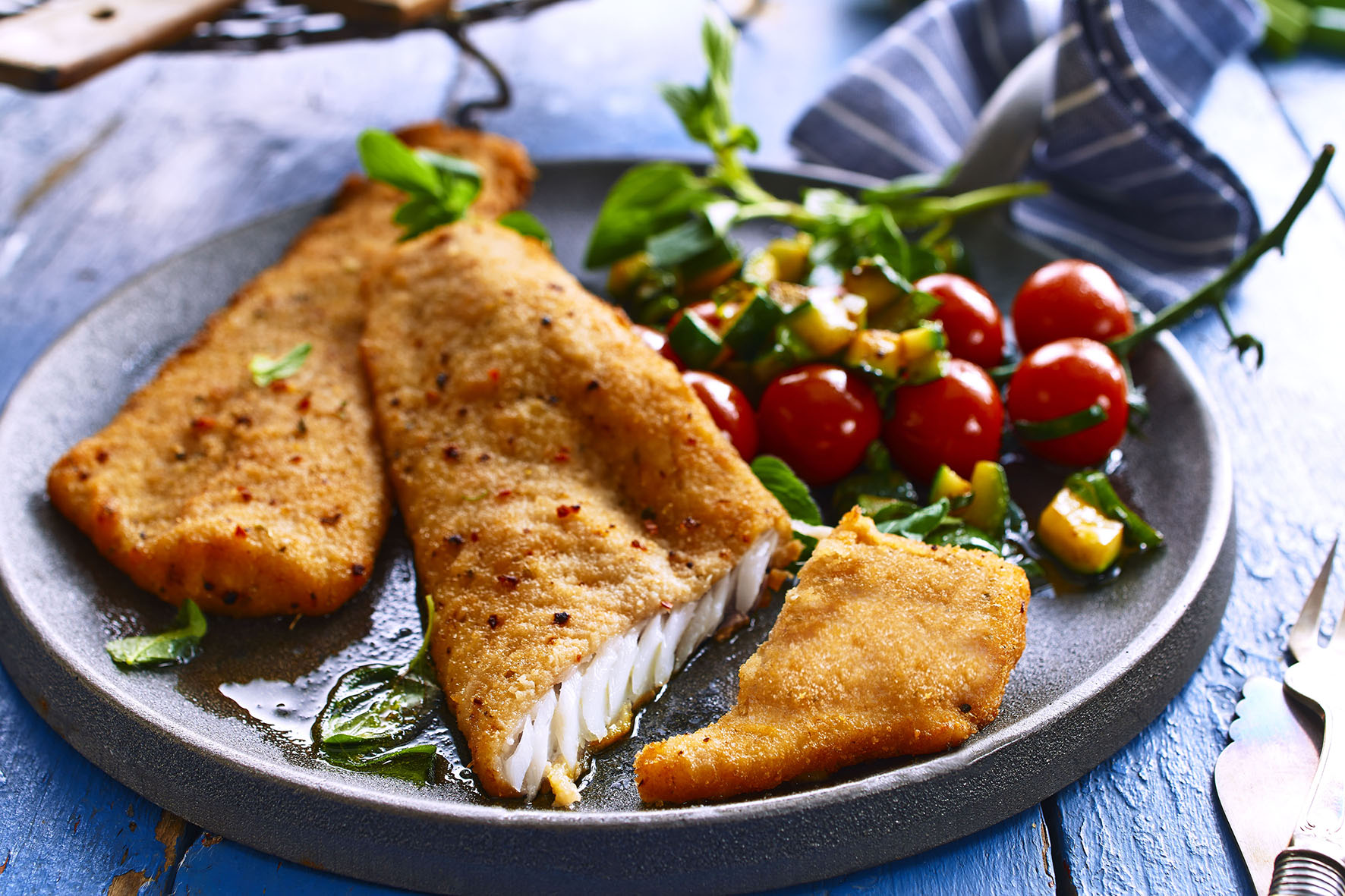Meuniere_Tomato_origan_greenland_seafood